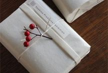 Wrapping & Packaging  / by Leanne
