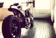 ❤ Motor Bikes / by Get Inspired