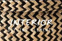 -▲ INTERIOR / STYLING ▲-
