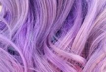 Color Intensity: Orchid / GET INSPIRED: Color Intensity Orchid allows you to create purple orchid looks... or mix it with other intermixable Color Intensity Shades for a look all of your own! #joicointensity #colorintensity