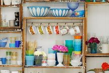 Shelving  / Kitchen shelf ideas