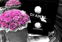 Chanel / A girl should be two things: classy and fabulous (Coco Chanel)