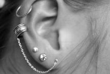 Earrings / by Angela Beattie