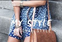 -▲ MY STYLE ▲- / My personal style