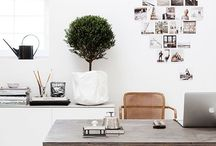 Work Spaces / A space that inspires creativity and productivity