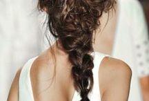 Hair / Pretty hair and styles