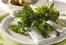 Fresh Herbs:Semplici&Belle. / by Stella Stellina