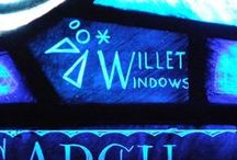 Willet windows  / Windows created in our historic Willet Studio established in 1898