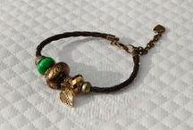 """My  jewerly- Handmade -French touch! / BIJOUX """" Perles et pétales"""" - Création de bijoux fantaisie.  Des bijoux faits pour VOUS, rien que pour VOUS....  http://www.alittlemarket.com/boutique/perles_et_petales-442297.html"""