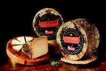 Quesos y vinos / Con queso y buen vino se hace el camino...