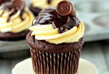 Cupcakes / Pretty and sweet