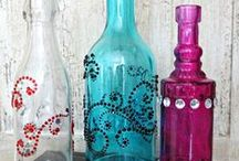 Glass and Bottles / Glass and bottles