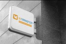 Intransfer24 - Logo / Do pobrania logo firmowe.