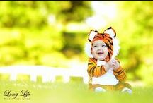Infantil - Familia / Fotos : R e n a t o  A b a t i