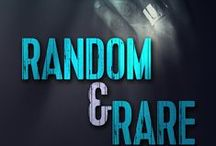 The story of RANDOM & RARE / Cat Porter's novel RANDOM & RARE March 2015