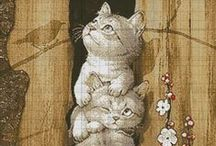 crafts cats