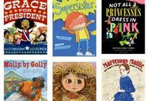 Children's Books / Lists of children's books from the far flung corners of Pinterest compiled for you! / by Jackson County Library