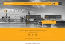 Intransfer24 - screeny z serwisu