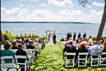 Northeast Wisconsin | Wedding Ceremony Sites / Northeast Wisconsin has many beautiful and unique wedding ceremony locations.Door County, Fond du Lac, Green Bay, Fox Valley, Sheboygan and Waupaca Wedding Ceremony Sites Here are a few of our favorites!