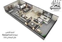 AL-M3ali ( 6 ) - Jeddah / مشروع فلل المعالي ( 6 ) - جدة - وكيل البيع كنوز المتميزة