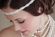 Bridal Headpieces, Veils, and Floral Crowns / Finishing Touches for your wedding day bridal look