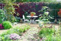 Outdoor living / Dream garden and outdoor living