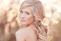 Wedding Hairstyles / Bridal hairstyles for your NE Wisconsin wedding day! Wedding day hair styles to make you look your best!