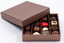 Oferta Luado Chocolate 2013 / Colectia de ciocolata belgiana oferita de Luado Chocolate: cutii cu asortimet divers de praline proaspete din cea mai fina ciocolata belgiana cu 100% unt de cacao pur.