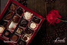 Ciocolata belgiana by Luado Chocolate / Praline din ciocolata belgiana, tablete din ciocolata belgiana, figurine din ciocolata belgiana - toate pregatite cu multa pasiune si pricepere de Luado Chocolate.