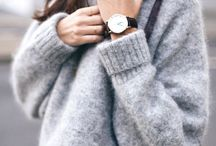 Minimalistic Fashion / The board for clothes, jewelry, handbags, scarves, and shoes