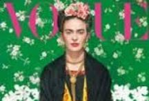 Frida / Paper dolls