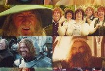 Lord of the Rings/ Hobbit