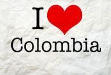 Colombia... Mi tierra querida...!!!