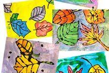 Art for kids - AUTUMN