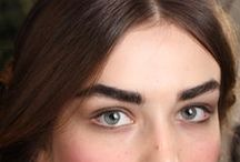 1 | Bold Brows / Big, strong, bushy, untamed - you name it, Benito likes it.
