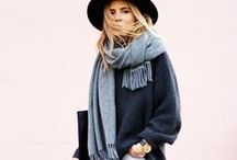 6   Style / Clothes we love, admire and wish we owned!
