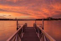 Canberra's spectacular sunrises / Australia's capital Canberra is home to some spectacular sunrises. #sunrisecapital