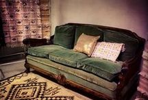 A blast from The past !! Vintage furniture & style That i love !! / Old vintage furniture & styling !!