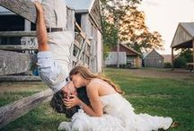 Wedding Photo Ideas / Creative and fun shots of weddings to inspire you when planning your NE Wisconsin wedding day shot list!