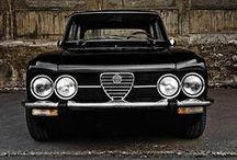 Alfa Romeo...le mitiche / Alfa Romeo che han fatto la storia automobilistica