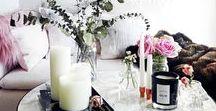 Sisustus- Lovely Homes / Kauniiita ja inspiroivia sisustustuksia.