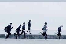 BTS / Bangtan boys