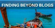 Finding Beyond Blogs / All our blog posts ever written. Updated as they go up on the blog.  Budget Travel   Backpacker Travel   Travel Bloggers   Digital Nomads   World Travel   Top Travel Tips   Travel Inspiration  Travel Advice #travel #digitalnomad