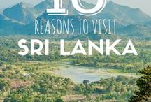 Sri Lanka / Tips and inspirations for our next destination