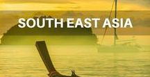 South East Asia / Guides, tips and stories from South East Asia. #travel #southeastasia