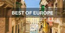 Best of Europe Travel / Budget Travel   Backpacker Travel   Travel Bloggers   Digital Nomads   Europe Travel   Top Travel Tips   Travel Inspiration  Travel Advice