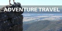 Adventure Travel / Off the beaten path destinations with adventure travel tips and advice.