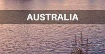 Australia Travel / Travel tips and advice on Australia