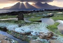 Meine Eigg-Favoriten / Die schönsten Fotos von der Isle of Eigg, die ich auf Pinterest gefunden habe.