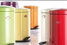 Wesco Waste Bins / Don't waste your time with mundane waste solutions, use a Wesco product instead! #wesco